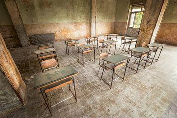 klaslokaal  van Esmeralda holman