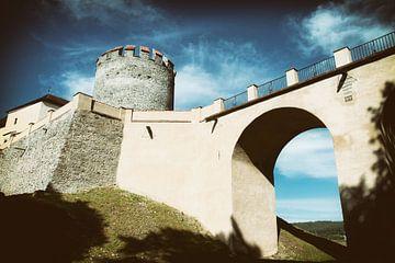 Château République Tchèque sur Kees de Knegt