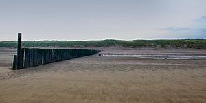 Strand bij Cadzand-Bad