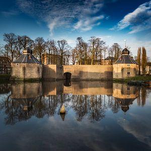 Breda - Spanjaardsgat van