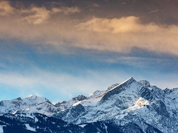 Morgenstimmung an der Alpspitze