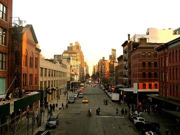 'Straatbeeld', New York van Martine Joanne