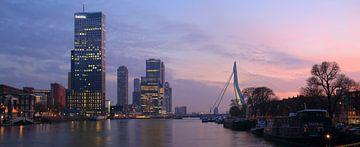 Koningshaven Rotterdam van Peet de Rouw