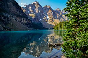 Moraine Lake 4 Canada van
