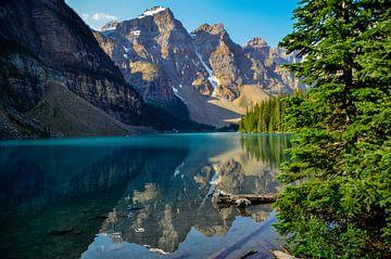 Moraine Lake 4 Canada von Jurgen Hermse