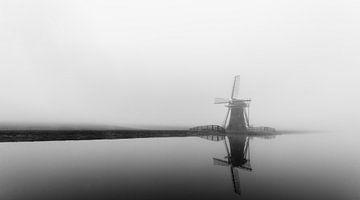 Mistieke molen van Ferdinand Mul