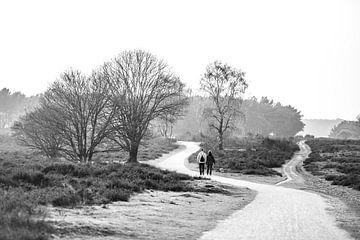 Samen het pad bewandelen van Jos van den Heuvel