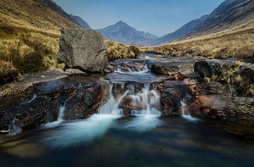 Glen Rosa, Arran, Schottland von Adelheid Smitt