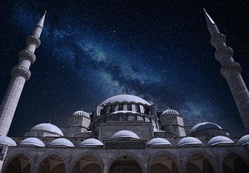 Blaue Moschee Istanbul von nahua photo