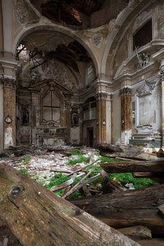 Krankenhaus Kirche von Kirsten Scholten