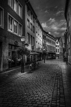 Aachen - Annastraße von Jens Korte