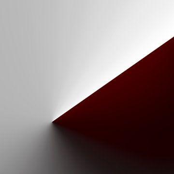 Roter Konus-Gradient