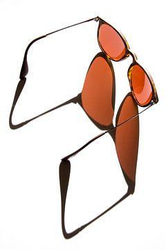 Ray Ban zonnebril van Aukelien Minnema