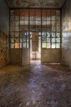 De vervallen kamer van Arthur van Orden