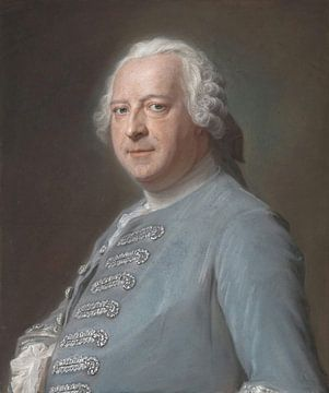 Jean Charles Garnier d'Isle, Maurice Quentin de La Tour.