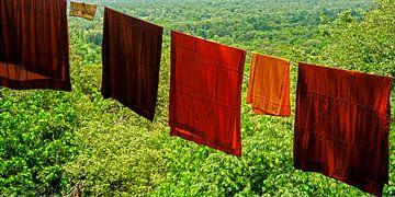 Boeddhistische sjaals van Stefan Havadi-Nagy