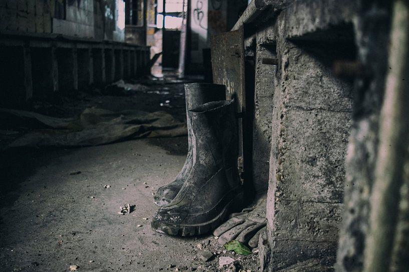 Working boots von Mandy Winters