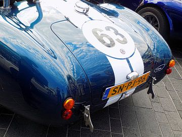 Le Mans Racecar von Nicky`s Prints