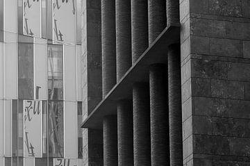 Stadsbeeld Amsterdam ZuidAs von Sander Strijdhorst