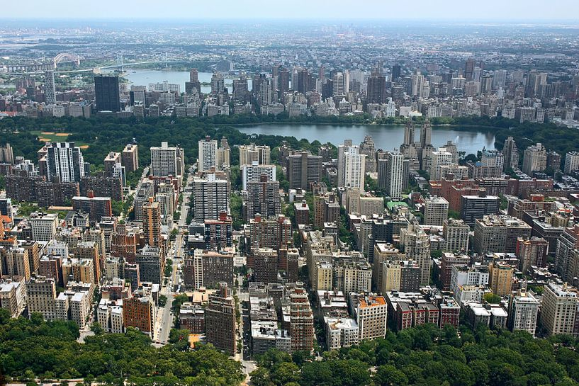 new york city ... manhattan view III van Meleah Fotografie