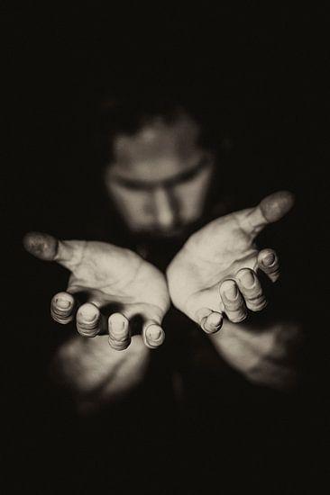 Handen en gezichten