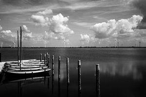 Nederlands Landschap in Zwart-Wit, Eemmeer