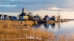 Durgerdam aan het IJmeer van