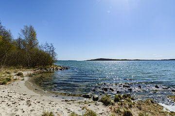 Aan de kust in de Goor, Vilmeiland, Lauterbach op Rügen van GH Foto & Artdesign