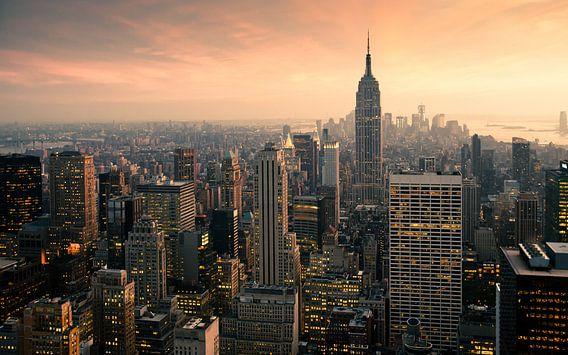 New York Panorama von Jesse Kraal