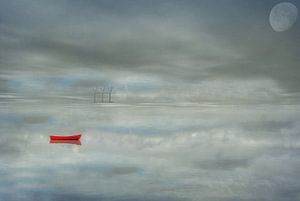 The red boat von Anne Seltmann