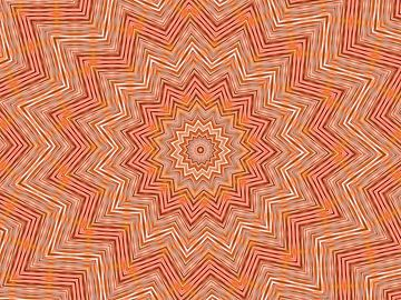 Star in Terra (Ster in Steenrood) van Caroline Lichthart