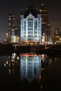 Het Witte Huis van Rotterdam sur Bart Mulder