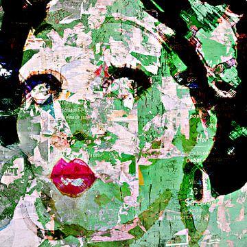 Posterlady van PictureWork - Digital artist