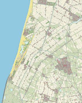 Kaart van Zijpe