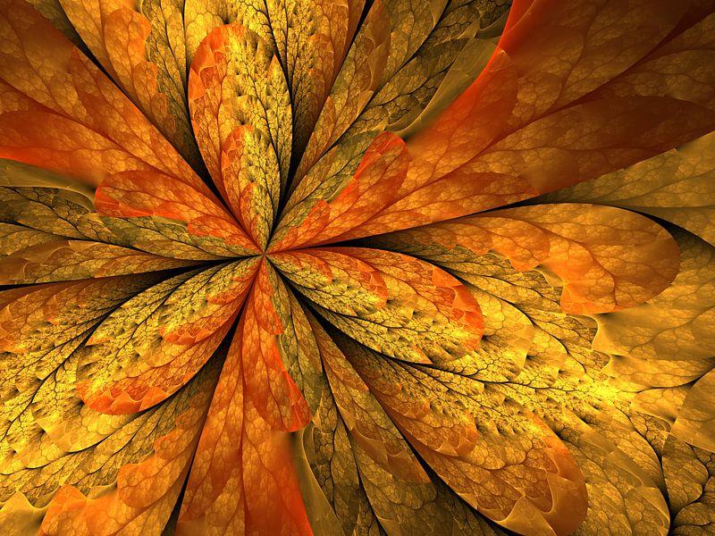 Ein Gefühl von Herbst von gabiw Art