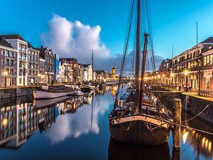 Delfshaven Blues van Henri van Avezaath