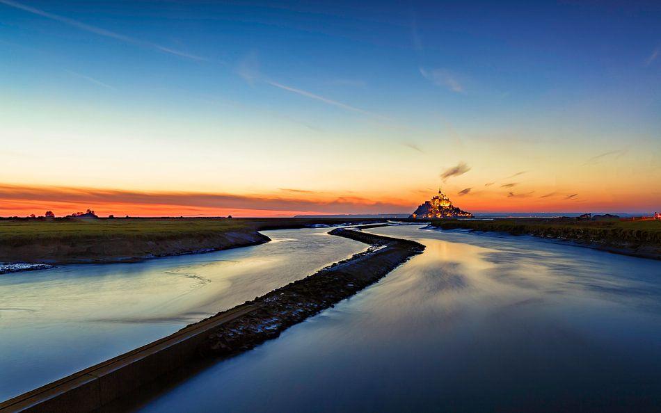 Mont Saint Michel van Roy Poots