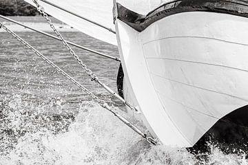 Arc blanc skûtsje sur ThomasVaer Tom Coehoorn
