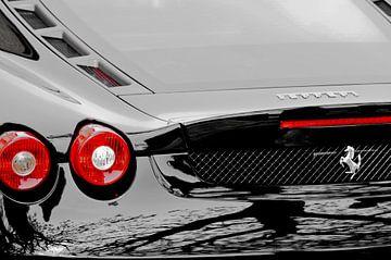 Ferrari von Frans Scherpenisse