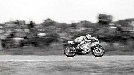 Johnny Cecotto 1975 TT Assen von Harry Hadders