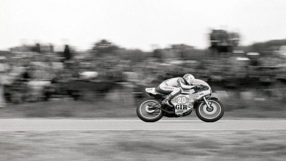 Johnny Cecotto 1975 TT Assen van Harry Hadders