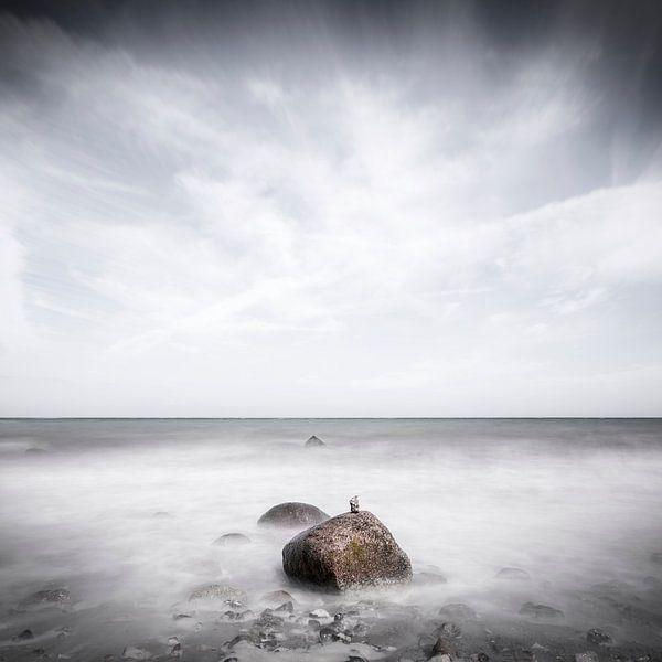 on the rock von Michael Schulz-Dostal