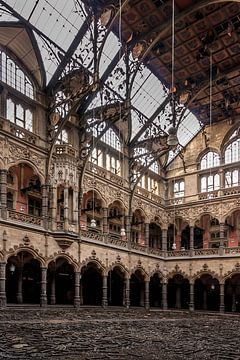 Verlassene Chambre du Commerce von Frans Nijland
