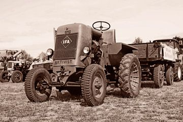 Traktor Aktivist van Ingo Rasch