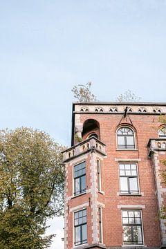 Minimalistische architectuur in Amsterdam van Manon Galama