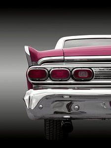 US Américaine voiture classique 1964 park lane