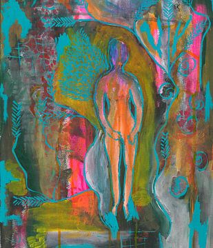 Was Du siehst - What you see van Monika Carey