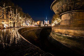 Der Wagnisvolle am Rande von Deventer von Fotografiecor .nl