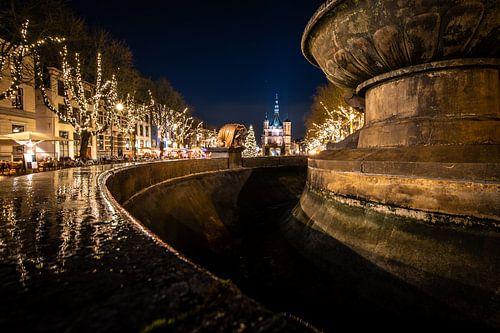 De Waag op de brink van Deventer