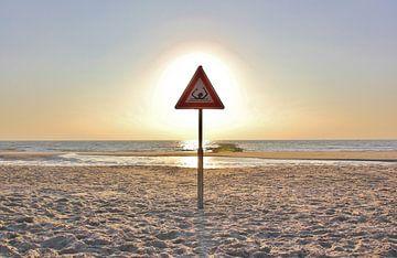 Texel Zeezicht 043 van Starworks Lien van der Star
